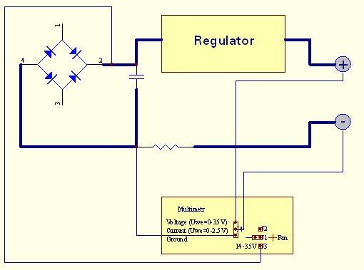 схема таймера на atmega 8 - Практическая схемотехника.